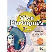 Livro Viva Português 7º Ano Ed:ática