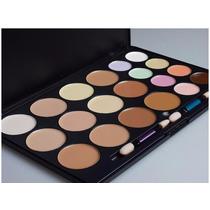 Paleta De Corretivos Maquiagem 20 Cores - P20 = Mac Sigma