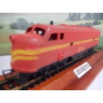 Escala Ho Atma Locomotiva F 7 Rffsa Santos A Jundiai S/caixa