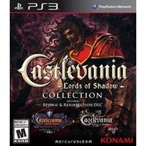 Castlevania Lords Of Shadow Collection Ps3 Nuevo - Sellado