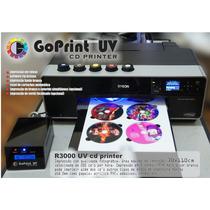 Impressora Uv Led Go Print Epson R3000