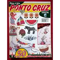 Revista Ponto Cruz Mãos À Arte - Especial