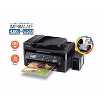 Impresora Epson L565 Multifuncional Sistema Tinta Continua