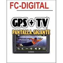 Gps Garmin 2580 Tv 5 Pulgadas Radares Local En Ramos Mejia