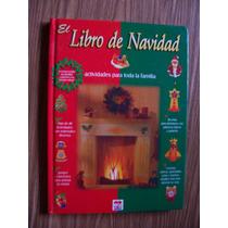El Libro De Navidad-manualidad-c/patrones-ilus-p.dura-ed-meg