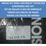 Medio Master Kit Caja Chevrolet Th-250/350 Anillos De Teflon