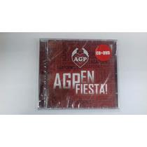 Agapornis En Fiesta-en Vivo- Cd+dvd