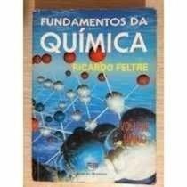 Livro Fundamentos Da Química Volume Único Ricardo Feltre