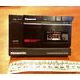 Micro Gravador Cassete Panasonic Alto Falante Coleção Anos70