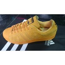 Zapatillas Tenis Adidas Superstar Hombre Edición Especial