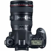 Camera Canon Eos 6d+lente 24-105mm+32gb+bolsa