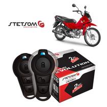 Alarme Moto Presença Partida Stetsom Honda Pop 110i 2015