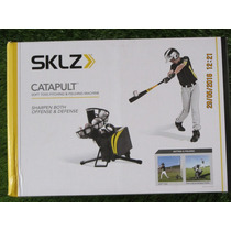 Sklz Maquina Pitcheo Entrenamiento Catapult Machine Baseball