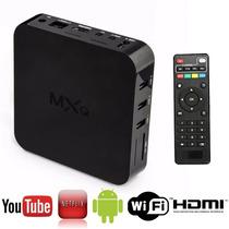Receptor Smart Tv Iptv Wifi Hdmi Android Netflix