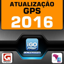 Atualização Gps 2016 Igo Primo Ultimate Titanium Novo!