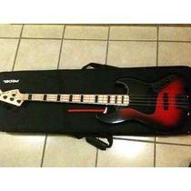 Stickers Vinyl Inlay Bajo Electrico Bloques Fender Jazz Bass
