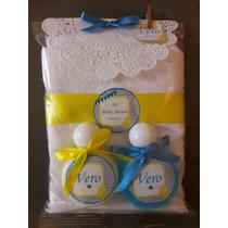 Toallitas Gel Crema Kit Baby Shower Detallitos Personalizado