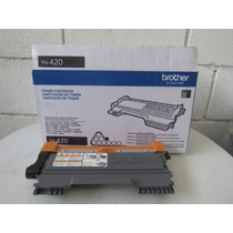 Cartucho De Toner Brother Tn-420 Vacio Virgen