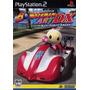 Bomberman Kart Dx - Playstation 2 - Ps2 - Corrida -