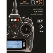 Manual Spektrum Dx9 9 Canais 2.4ghz Dsmx Espanhol Em Pdf