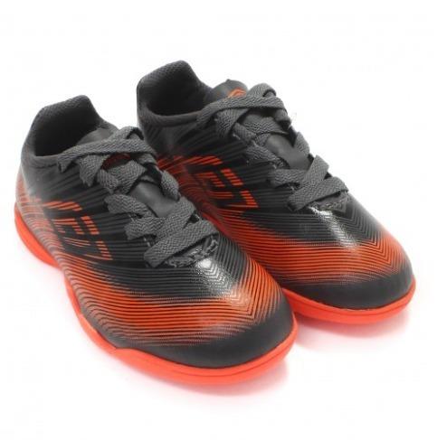 26645176ab Tênis Chuteira Futsal Infantil- Umbro- Slice -tam 32 - R  99