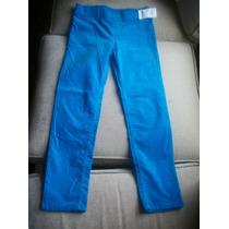 Hermoso Pantalo Leggis Tipo Pana Para Niña Oshkosh