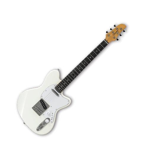 guitarra el ctrica iba ez talman marfil tm302 iv 8 en mercado libre. Black Bedroom Furniture Sets. Home Design Ideas