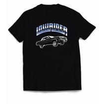 Camiseta Estampa Lowrider - Carro - Lowrider - Rap