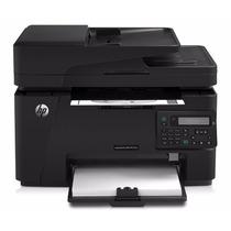 Impresora Multifuncionalhp Laser Jet Pro M127fn Cz181a