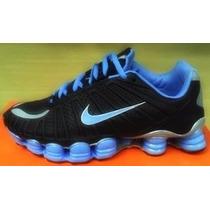 Nike Shox Tlx 2013 - 12 Molas - Edição Limitada