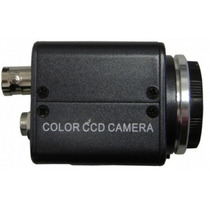 Camera Profissional Cftv Baby Ccd Sharp 420 Linhas Cmb302