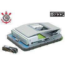 Maquete Puzzle 3d Oficial Nova Arena Corinthians