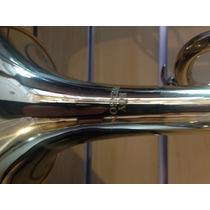 Trompete Hurricane Sib+estojo+bocal - Top + Custo Beneficio