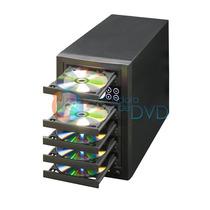Duplicadora De Dvd E Cd Com 5 Gravadores Pioneer