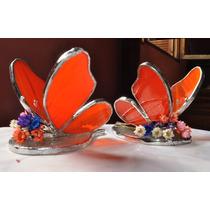 Souvenirs Mariposas -15 Años - Casamiento - Vitreaux Tiffany