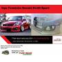 Lip Frontal Tuning De Parachoque Suzuki Swift Sport