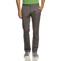 Volcom - Pantalón Vestir Casual Sport Hombre - Algodón