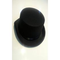 Sombrero De Copa Ideal Para Disfraz Catrina