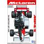 Mclaren Mp4/2 Tag Porsche - Beemax 1/20 (=tamiya)