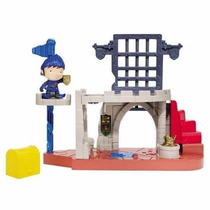 Playset Mike, O Cavaleiro - Tesouro Escondido - Fisher-price