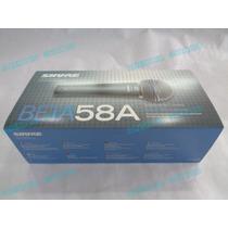 Microfono Shure Beta58a Profesional