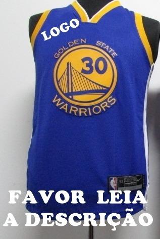 86a40bdae Camisa Golden State Warriors Curry Temp. 2018 Pronta Entrega - R ...