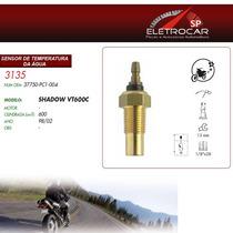 Sensor De Temperatura Da Água Honda Shadow Vt600c 98 À 02