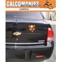 Garfield Calcomania Crvd