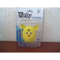 Mini Figura - Furby Amarelo - Hasbro