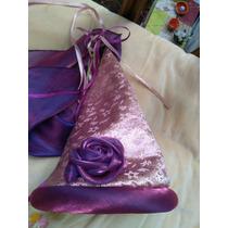 Sombrero Rapunzel Disney Con Trenza. Original