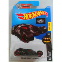 Hot Wheels Batman Batimovil The Dark Knight Batmobile Negro