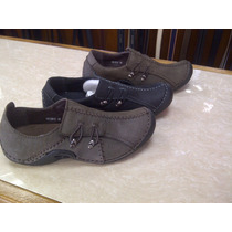 Zapatos Fly-ker Tipo Clark De Variadas Tallas Pregunte