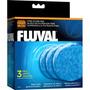 Fluval Almohadilla Fina De Limpieza Fx5 - Fx6 3 Und