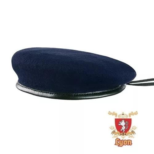 2675cec8fccad Boina Francesa Lyon Invictus Azul - R  95